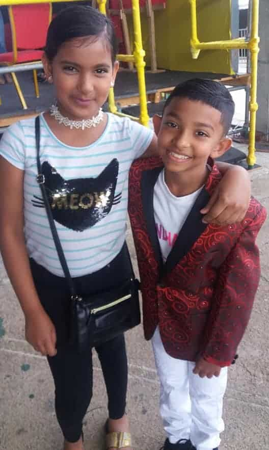 9yr Old Avindha Singh Wins The 2019 National Carnival Primary Schools Intellectual Chutney Soca Monarch Competition