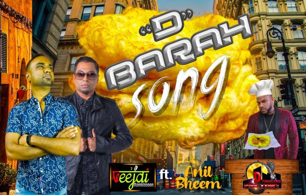 D Barah Song by Veejai Ramkissoon ft Anil Bheem