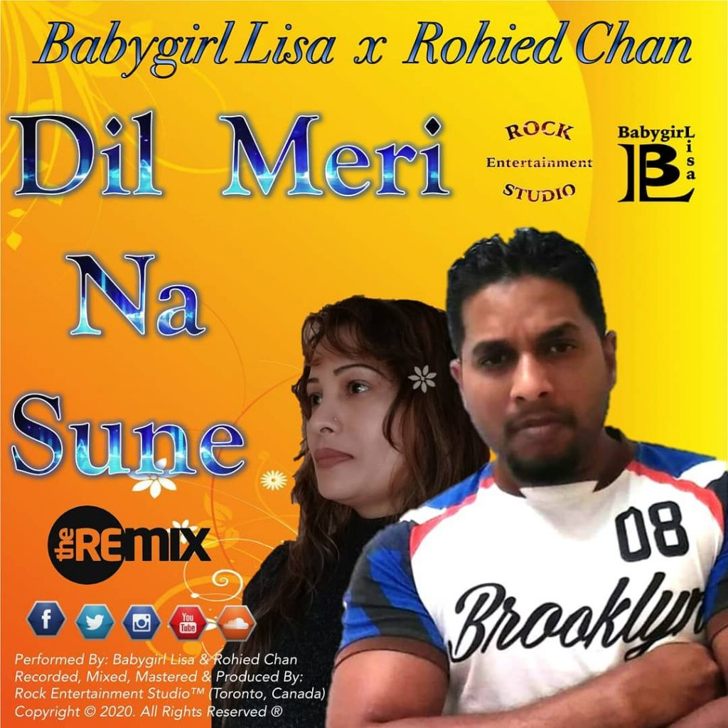 Dil Mere Na Sune By Babygirl Lisa & Rohied Chan