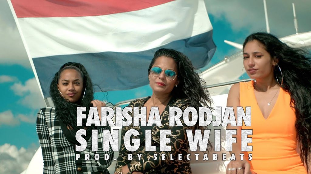 Farisha Rodjan Single Wife