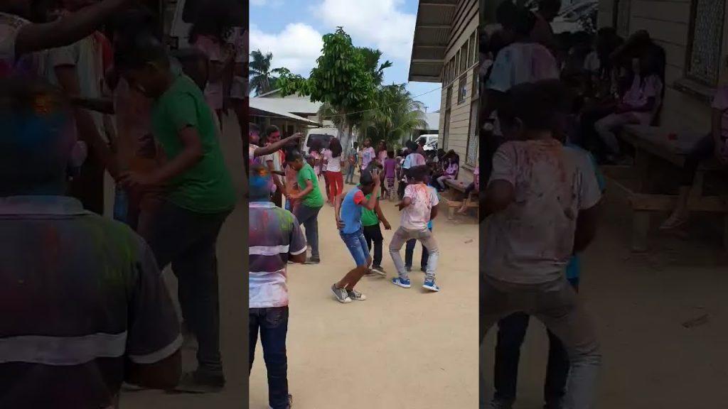 Gunga Ghana Holi in Suriname