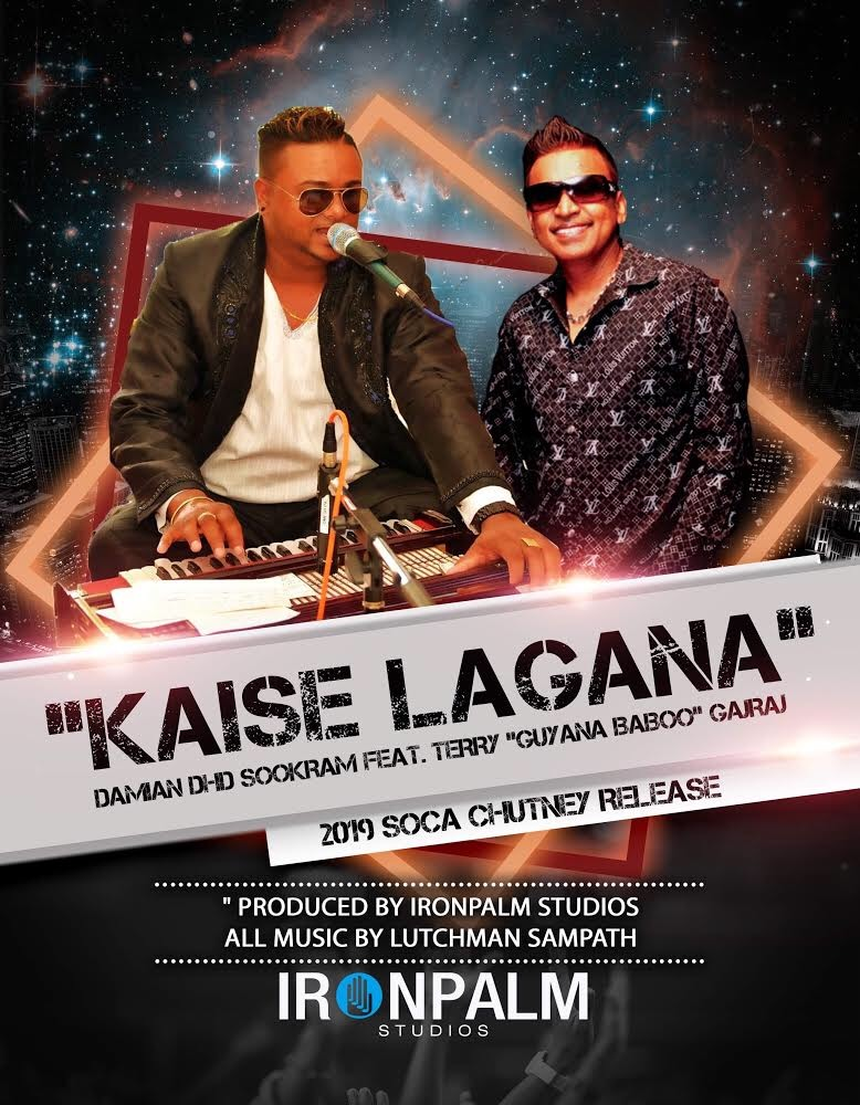 Kaise Lagana By Damian Dhd Sookram Ft Terry Gajraj (2019 Traditional Chutney Music)