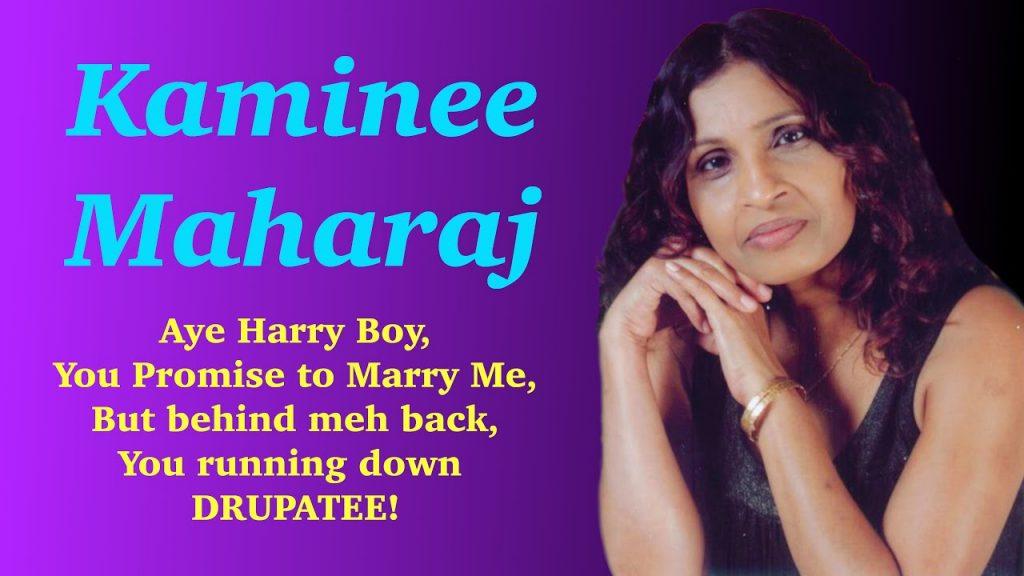 Kaminee Maharaj Aye Harry Boy