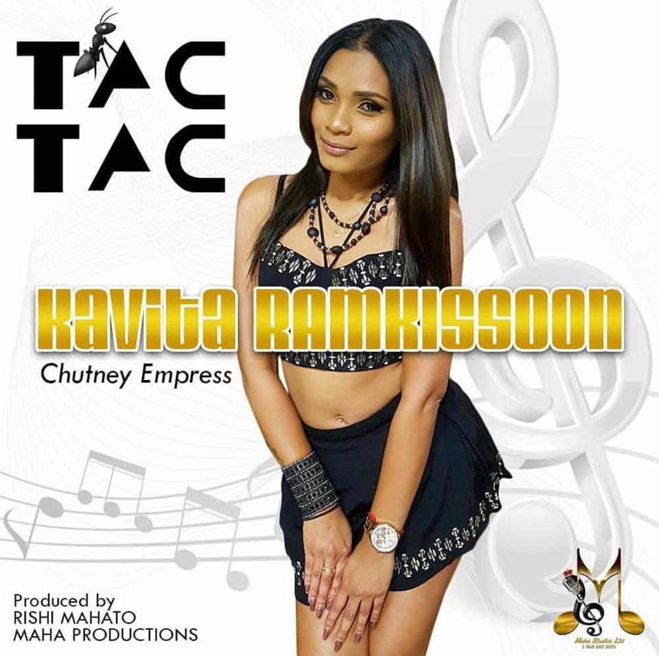 Kavita Ramkissoon Tac Tac [2019]