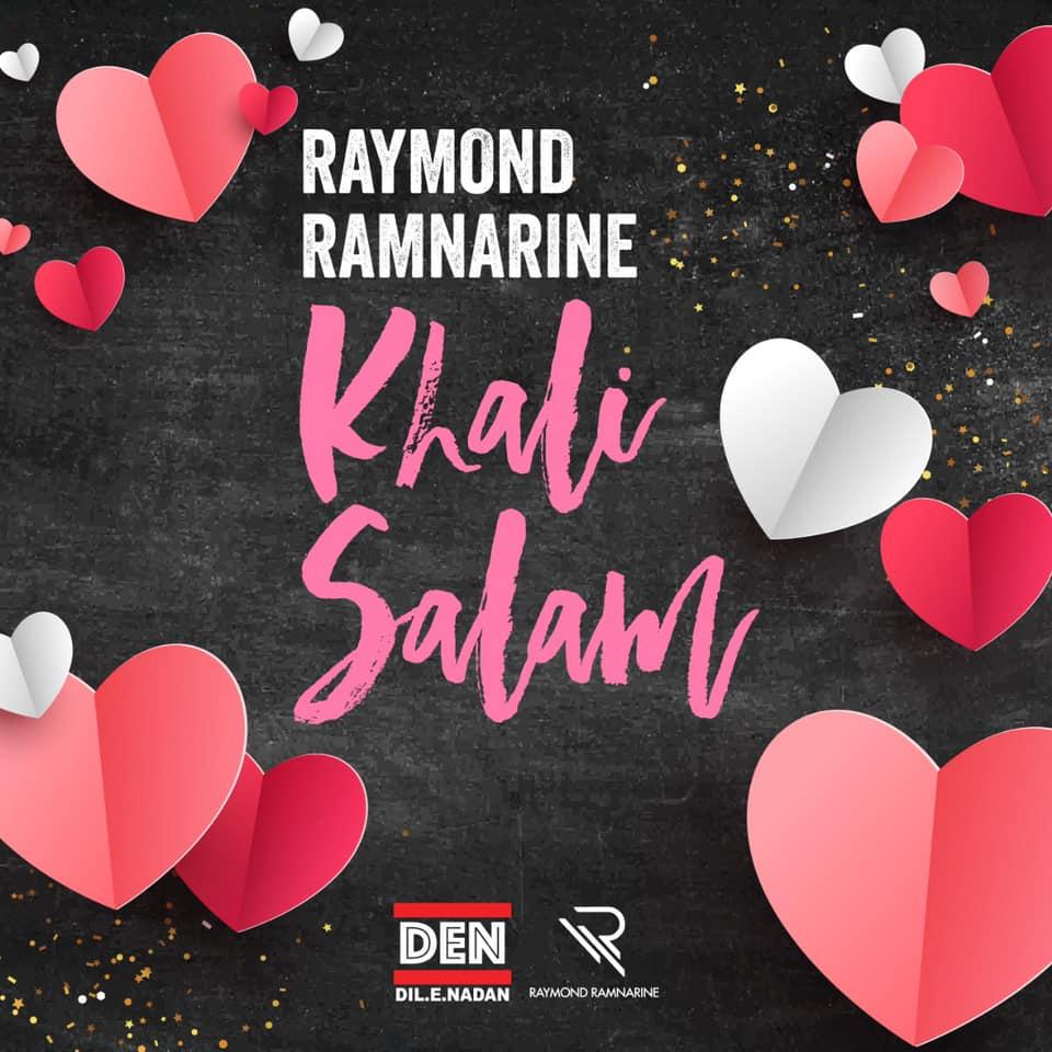 Khali Salam By Raymond Ramnarine (2019 Bollywood Cover)