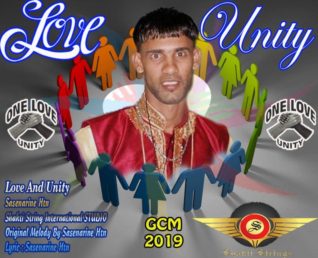 Love And Unity By Sasenarine Htn (2019 Chutney)