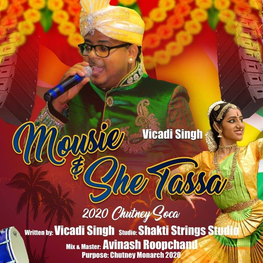 Mousie & She Tassa by Vicadi Singh