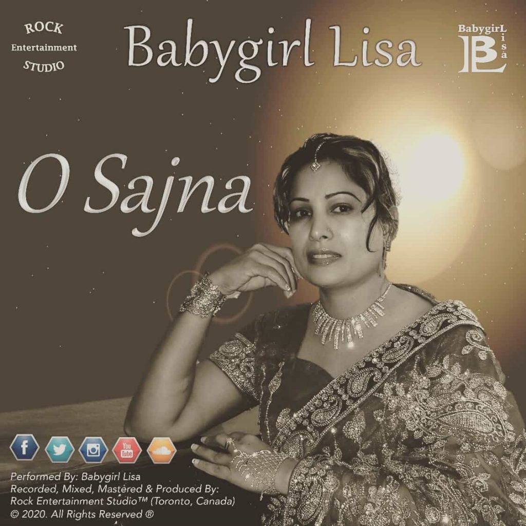O Sajana by Baby Girl Lisa