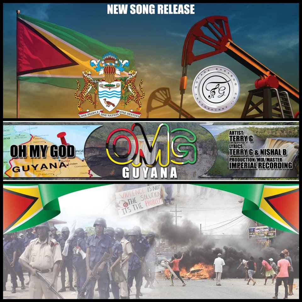 Omg Guyana By Terry Gajraj