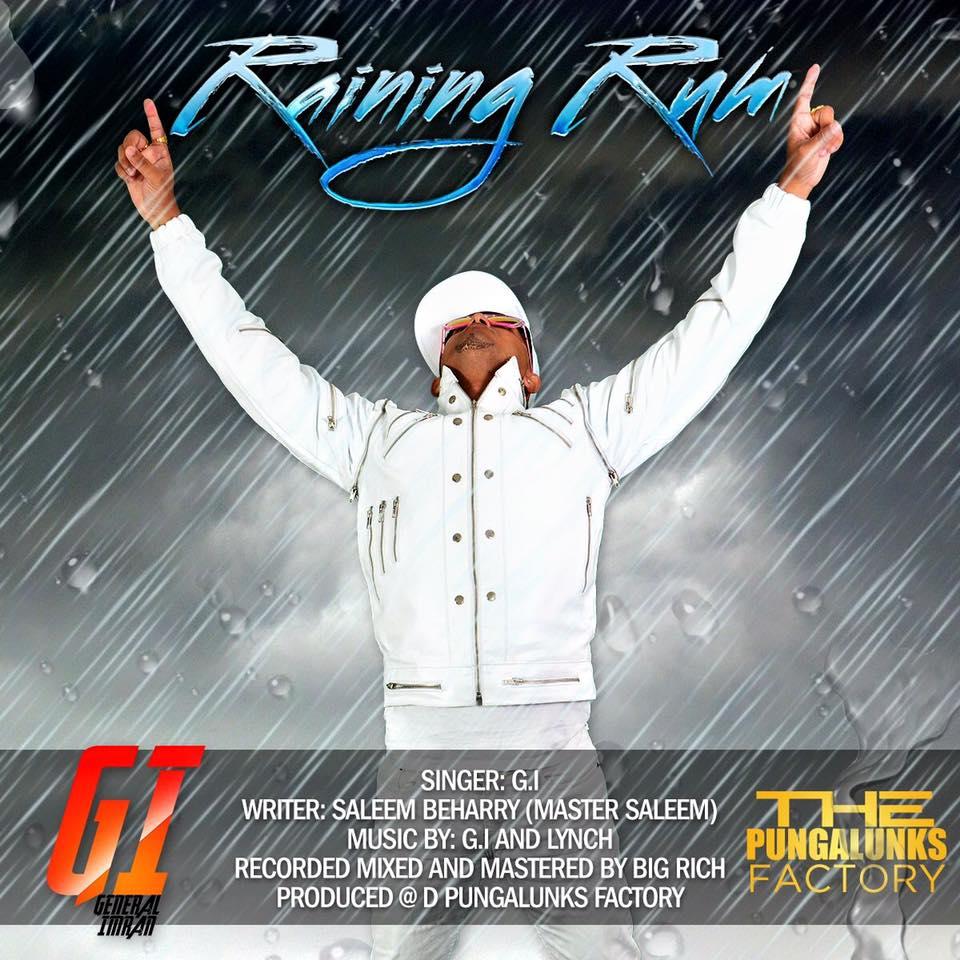 Raining Rum By G.I