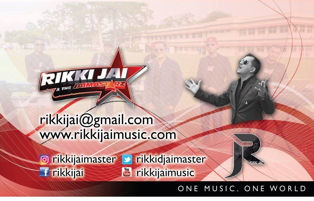 Rikki Jai Bookings
