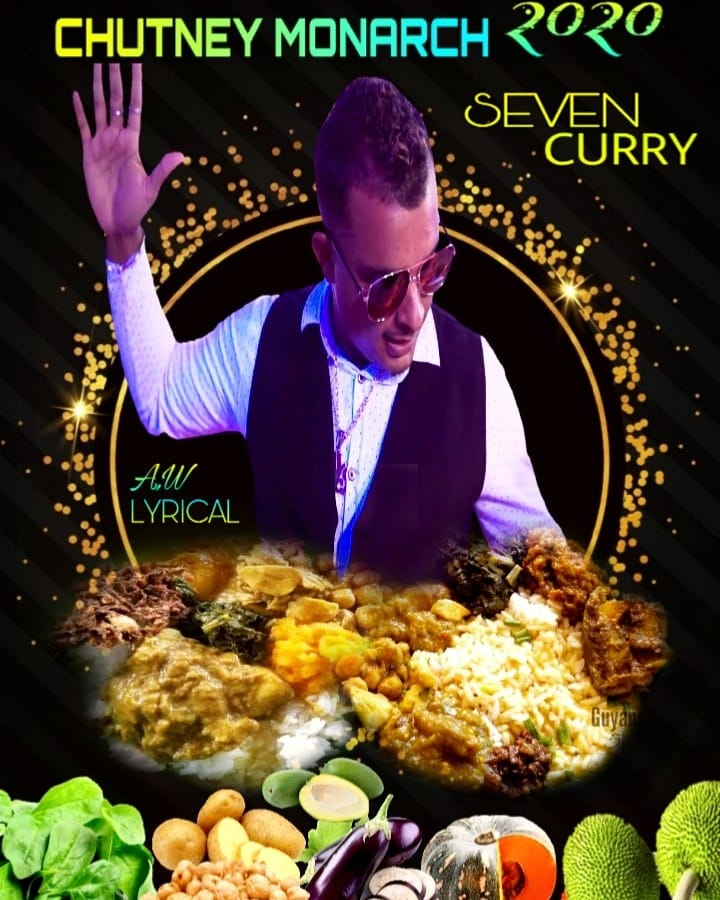 Seven Curry by AW Lyrical