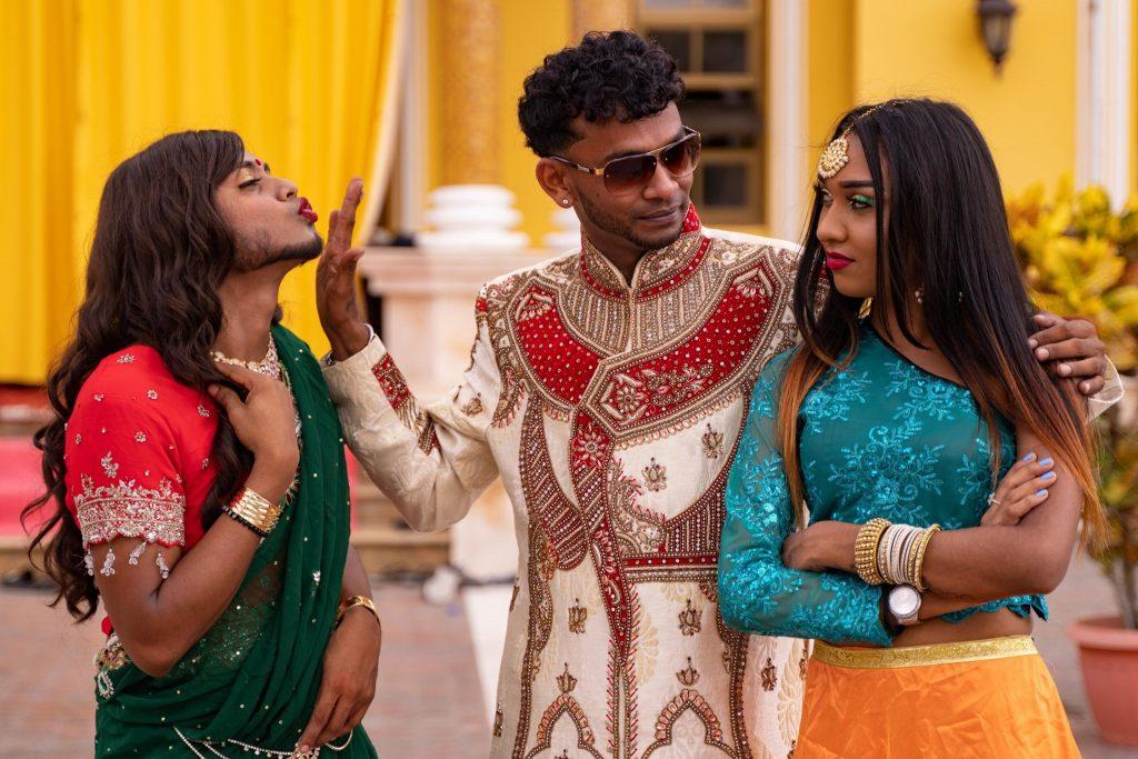 She Want Me be She Raja by Bunty Singh