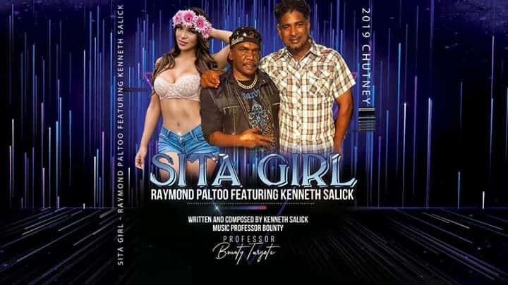 Sita Girl by Raymond Paltoo ft Kenneth Salick