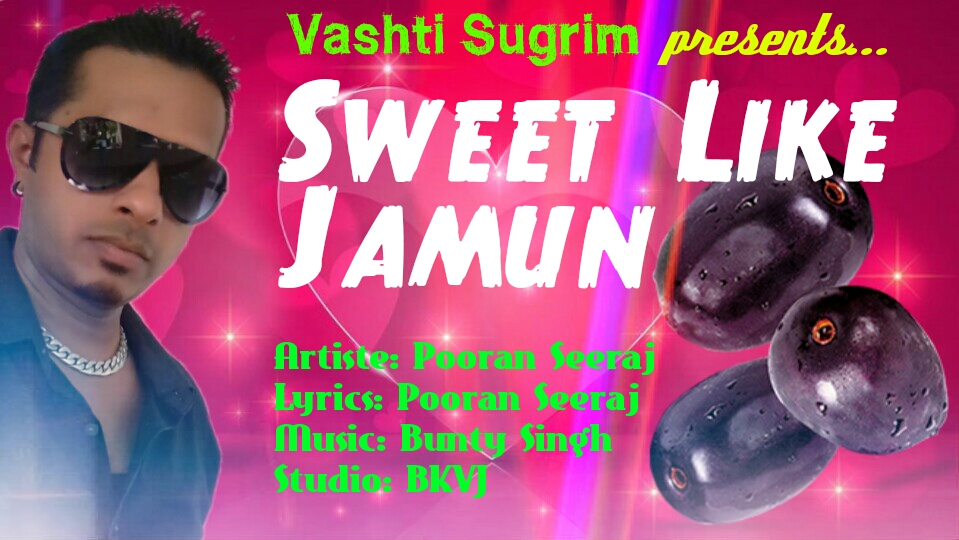 Sweet Like Jamun Poster