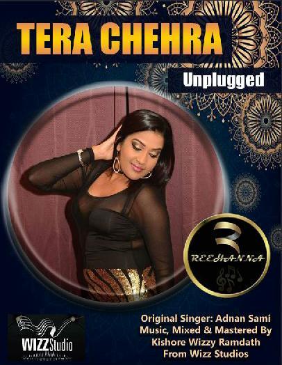 Tera Chehra By Reehanna Gopaul