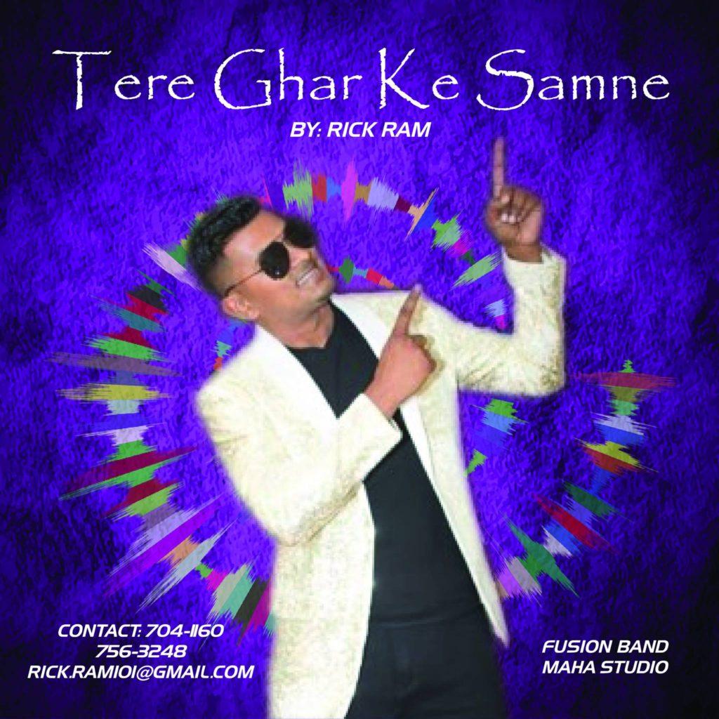 Tere Ghar Ke Samne By Rick Ram (2019 Bollywood Cover)