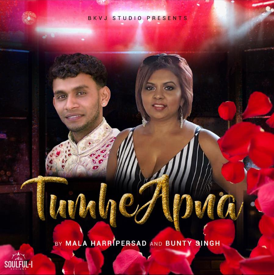 Tumhe Apna By Mala Harripersad Ft Bunty Singh